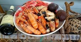 Sjømat er kjærlighetsmat nummer 1 !