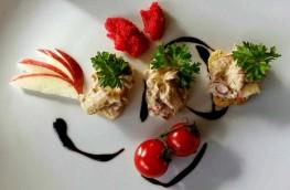Enkel men smakfull tunfisksalat!