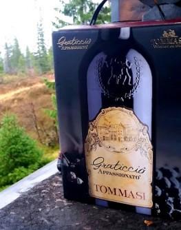 Ukas vin – Tommasi – en deilig Italiener