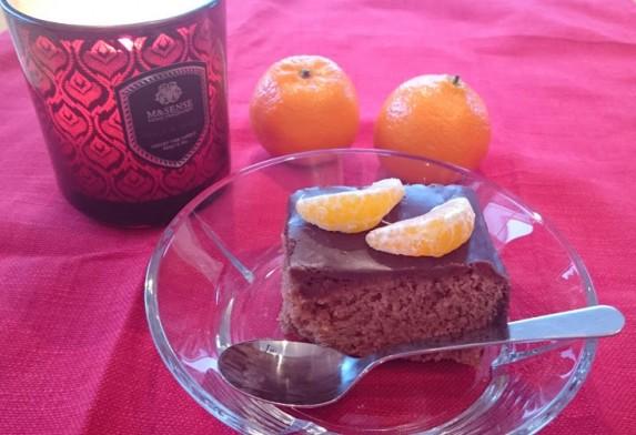 Sjokoladekake med appelsinsmak